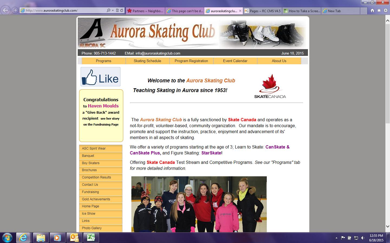 Aurora Skating Club