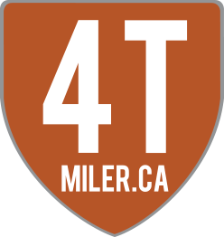 4TMiler   the Tom Taylor Trail Ten Miler   5k