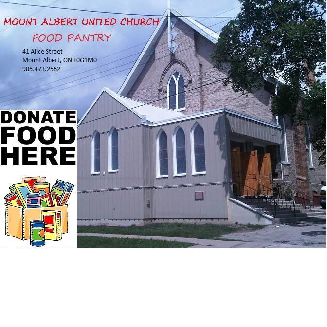 Mount Albert Food Pantry