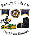 Rotary Club of Markham Sunrise