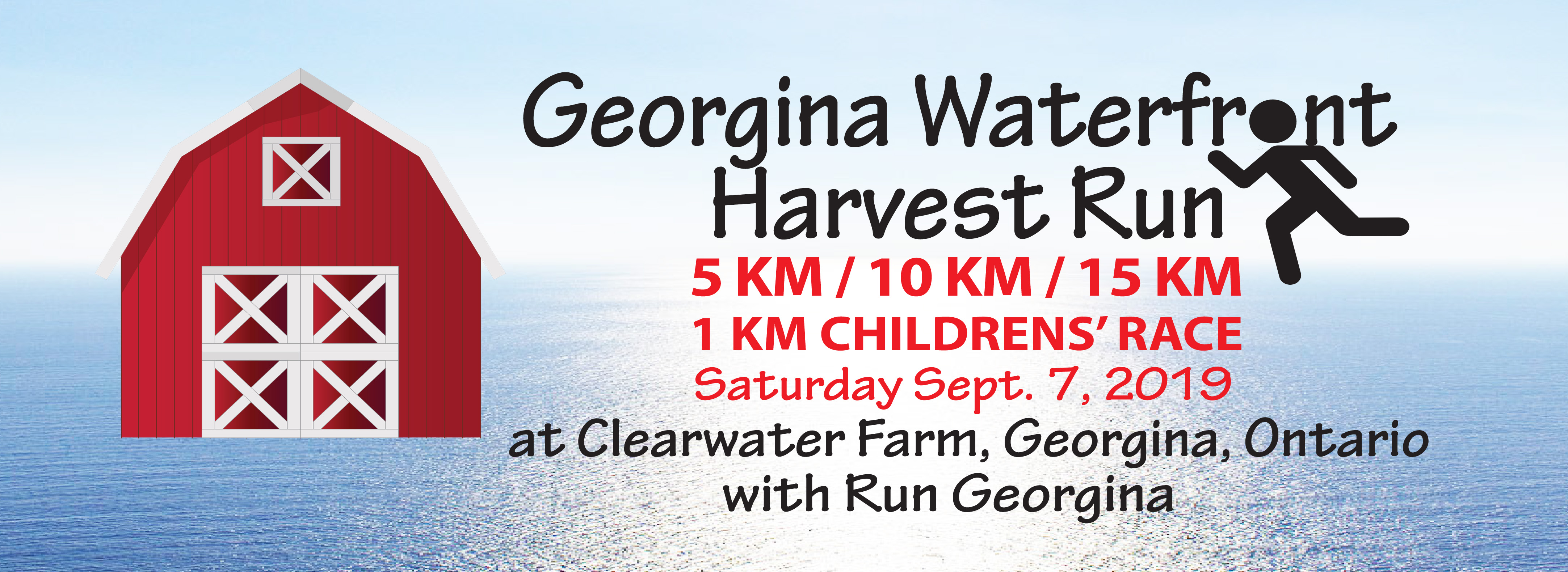 Georgina Waterfront Harvest Run